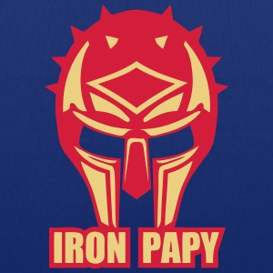 iron papy casque armure ironpapy cask Sweat-shirts - Tote Bag