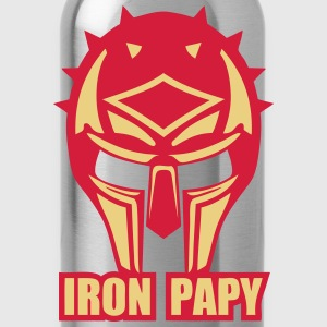 iron papy casque armure ironpapy cask Sweat-shirts - Gourde