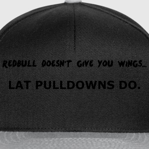 Redbull doesn't give Wing Hoodies & Sweatshirts - Snapback Cap