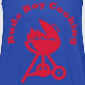 Rude Boy Cooking - Frauen Tank Top von Bella