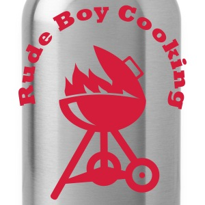Rude Boy Cooking - Trinkflasche