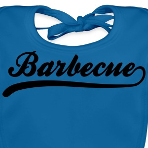 Barbecue  Shirts - Baby Organic Bib