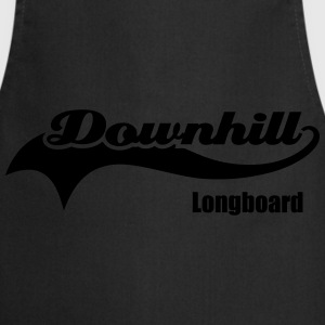 Downhilll Longboard T-Shirts - Cooking Apron