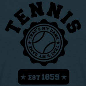 Tennis my Game Sweat-shirts - T-shirt Homme