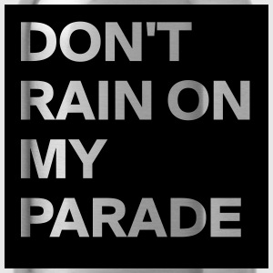 Rain Parade - Water Bottle