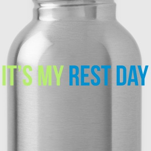 rest day T-Shirts - Water Bottle