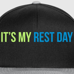 rest day T-Shirts - Snapback Cap