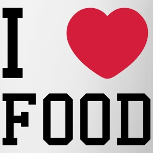 i heart food T-Shirts - Mug