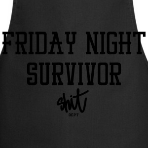 friday_night_survivor_PARTY_HARD Magliette - Grembiule da cucina