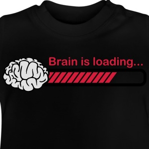 brain is loading Shirts - Baby T-Shirt