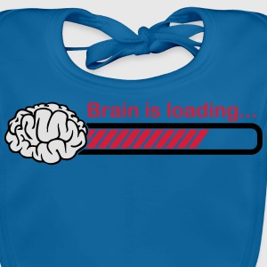 brain is loading Shirts - Bio-slabbetje voor baby's