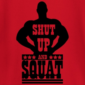 Shut up and squat T-Shirts - Baby Long Sleeve T-Shirt