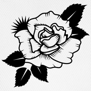 A Drawn Rose Hoodies - Baseball Cap