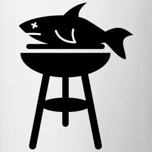 Fish BBQ T-shirts - Mugg