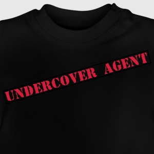 Undercover Agent / politie / detective 2c Shirts - Baby T-shirt