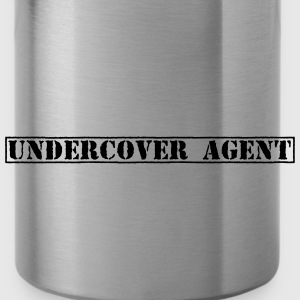 Undercover Agent / Agent provocateur \/ police Tabliers - Gourde