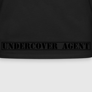Undercover Agent / Agent provocateur \/ police Tabliers - T-shirt manches longues Premium Homme