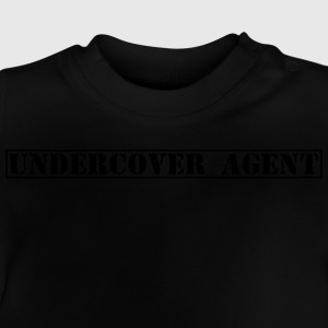 Undercover Agent / Undercover / Politie Shirts - Baby T-shirt