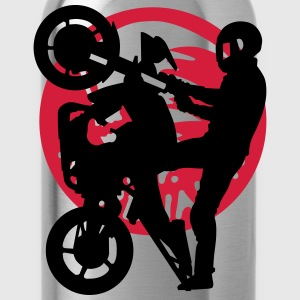 motofreestyle T-Shirts - Trinkflasche