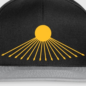Egypt Sun, God, Re, Aton, Echnaton, T-Shirts - Snapback Cap
