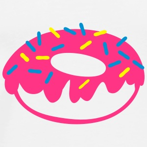 Sweet Donuts Mug - Men's Premium T-Shirt