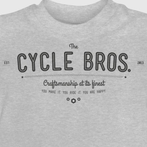 The cycle brothers, bros, bike brother Shirts - Baby T-Shirt