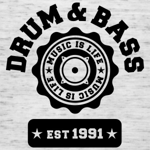 Drum and Bass Sweat-shirts - Débardeur Femme marque Bella