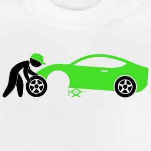 Mechanic (dd)++2013 Shirts - Baby T-Shirt