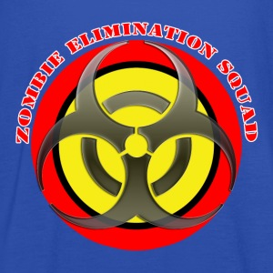 zombie elimination squad T-Shirts - Women's Tank Top by Bella