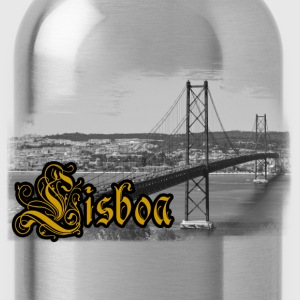 Lisbon bridge Tee shirts - Gourde