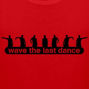 wave the last dance Tee shirts - Débardeur Premium Homme