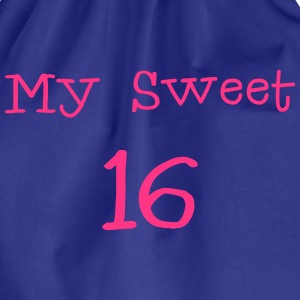 My Sweet 16 / 16.Verjaardag  / Party 1c T-shirts - Gymtas