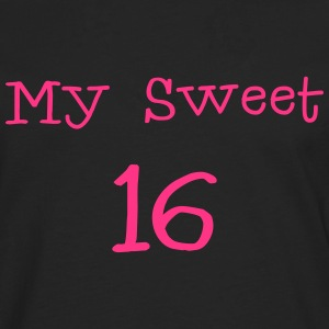 My Sweet 16 / 16. Birthday / Party 1c Shirts - Men's Premium Longsleeve Shirt