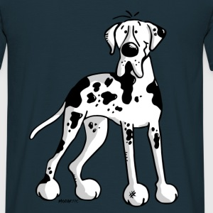 Dogue allemand -  Grand Danois - Great Dane -Chien Sweat-shirts - T-shirt Homme