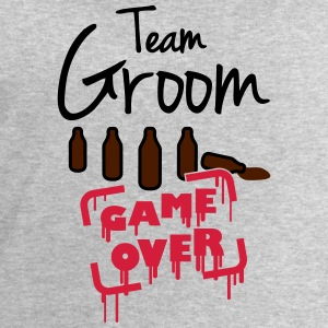 Team Groom Game Over T-skjorter - Sweatshirts for menn fra Stanley & Stella