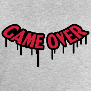 Game Over Graffiti T-shirts - Sweatshirt herr från Stanley & Stella