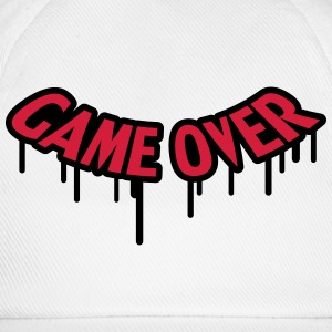 Game Over Graffiti T-skjorter - Baseballcap