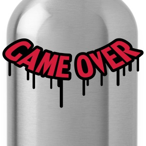 Game Over Graffiti T-shirts - Drinkfles