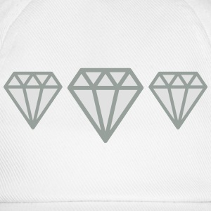 Diamonds T-skjorter - Baseballcap