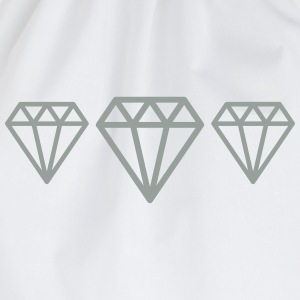 Diamonds T-shirts - Gymtas