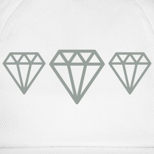 Diamonds T-shirts - Baseballkasket