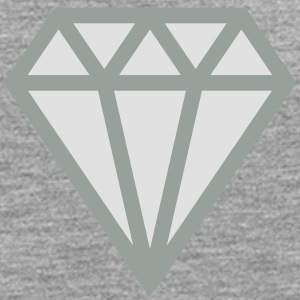 Diamond T-Shirts - Men's Premium Longsleeve Shirt