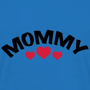 Mom / Mommy / Mama / Herz / i love my mom 2c Bags & backpacks - Men's T-Shirt