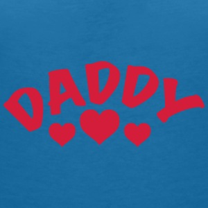 Dad / Daddy / Papa / Herz / i love my dad 1c Accessories - Women's V-Neck T-Shirt