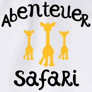 safari - Turnbeutel