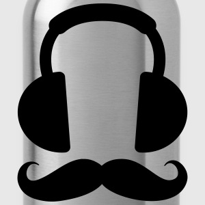 Headphone Mustache Sweaters - Drinkfles