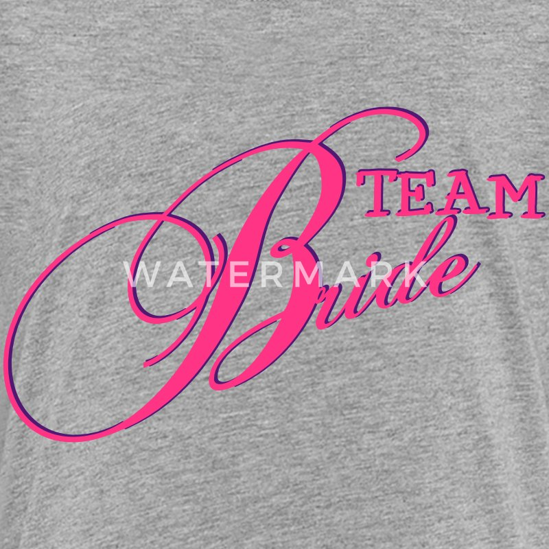 Team Bride Team Braut JGA 2c T Shirt