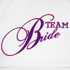 Team Bride / Team Braut / JGA 2c Hoodies & Sweatshirts - Baseball Cap
