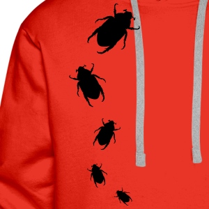 Bug Attack T-Shirts - Men's Premium Hoodie