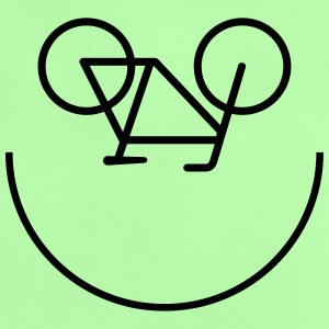 Bike Smiley T-shirts - Baby-T-shirt